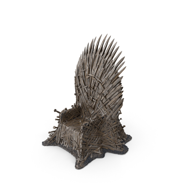 Game Of Thrones Iron Thrones Png - Game Of Thrones PNG Images & PSDs for Download   PixelSquid