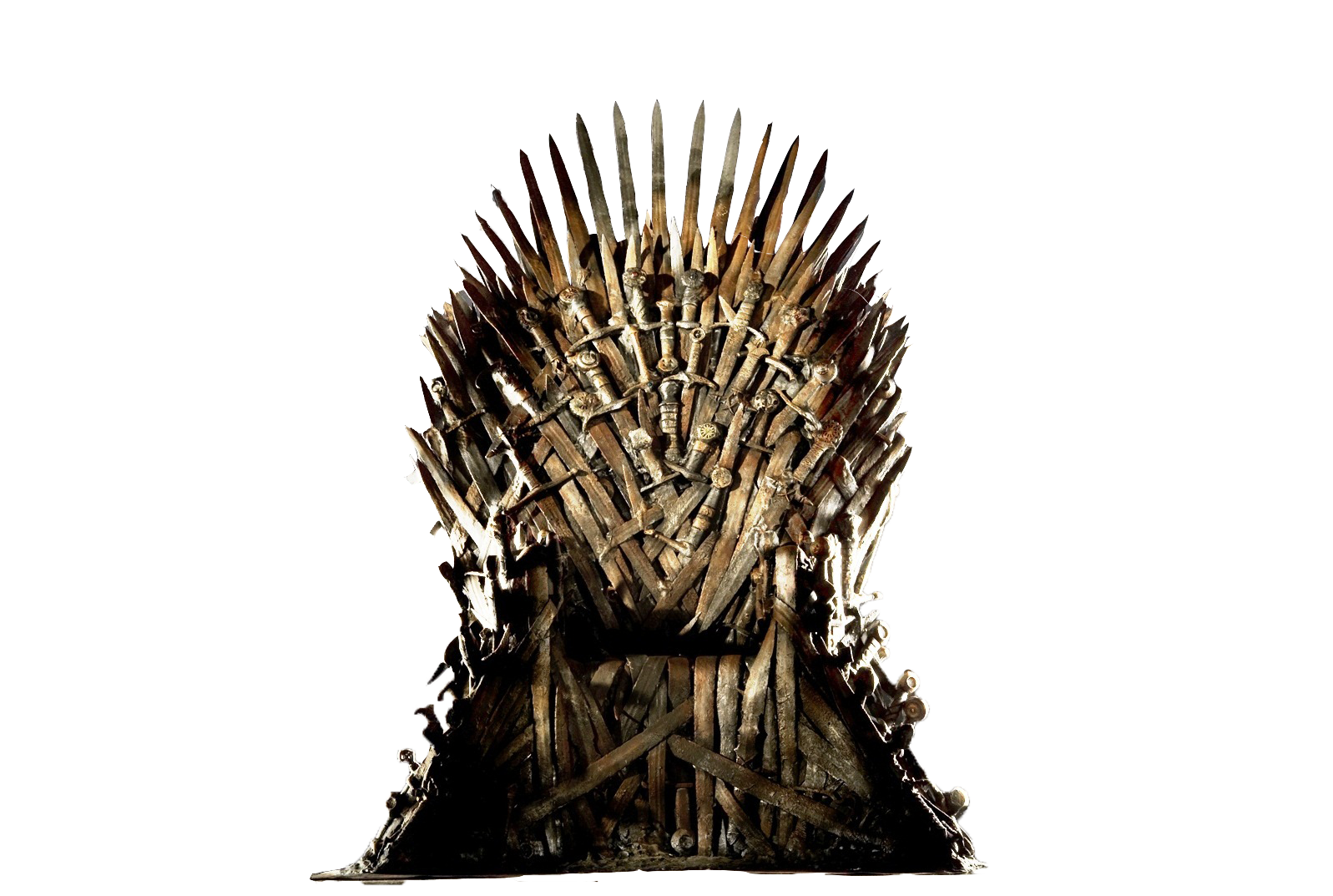 Game Of Thrones Iron Thrones Png - Game of Thrones ~ The Iron Throne PNG by wishfulrose on DeviantArt