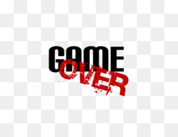 Game Over Png Wedding Game Over 719448 Png Images Pngio