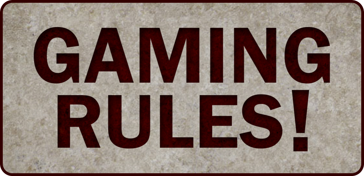 Game Rules Png - Gaming Rules! at HandyCon 4, The Breakfast Club & More - HandyCon