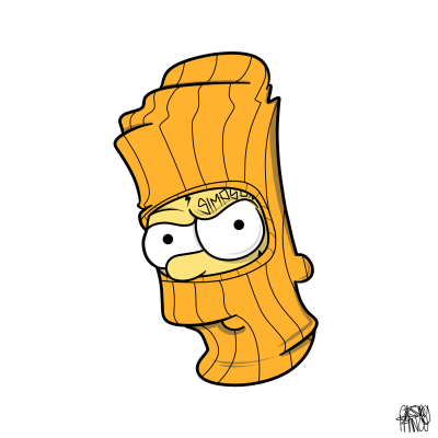Gangster Bart Simpson Free Gangster Bart Simpson Png Transparent Images 45712 Pngio Explore and share the best gangsta gifs and most popular animated gifs here on giphy. gangster bart simpson png transparent