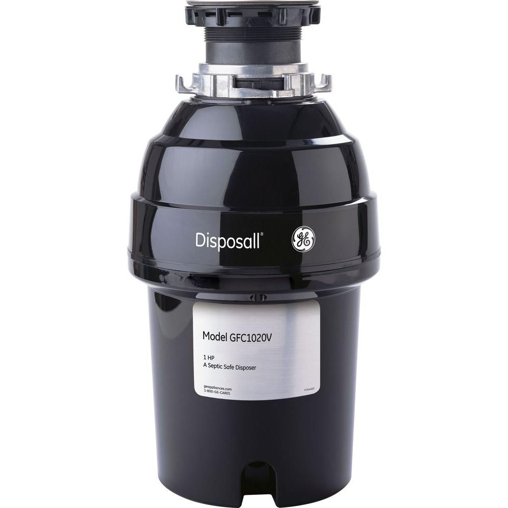 Ge 1 Hp Continuous Feed Garbage Disposal 2290275 Png Images Pngio