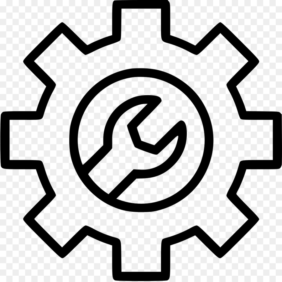 Gear Png Black And White & Free Gear Black And White.png ...