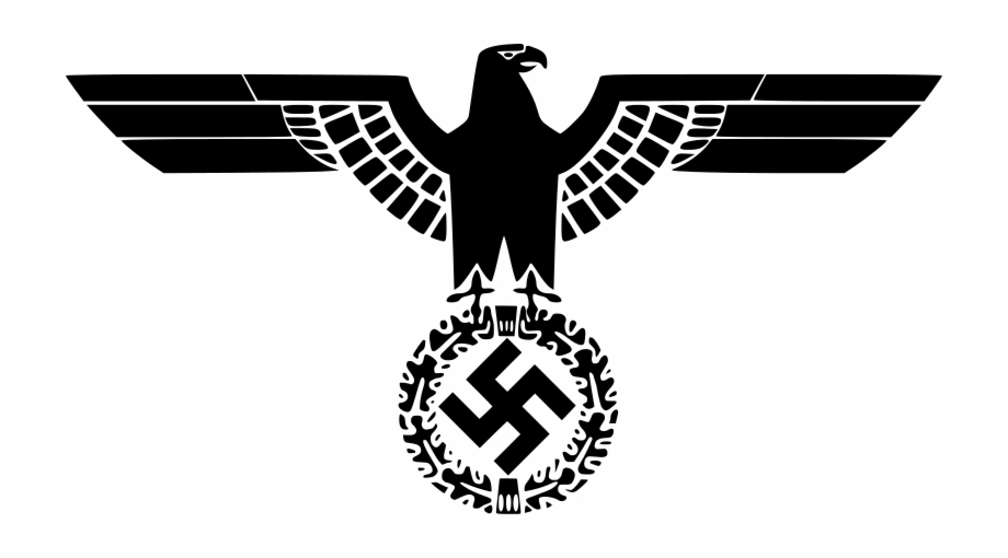 Swastika Eagle Png - German Eagle Vector - Nazi Eagle Vector Free PNG Images & Clipart ...