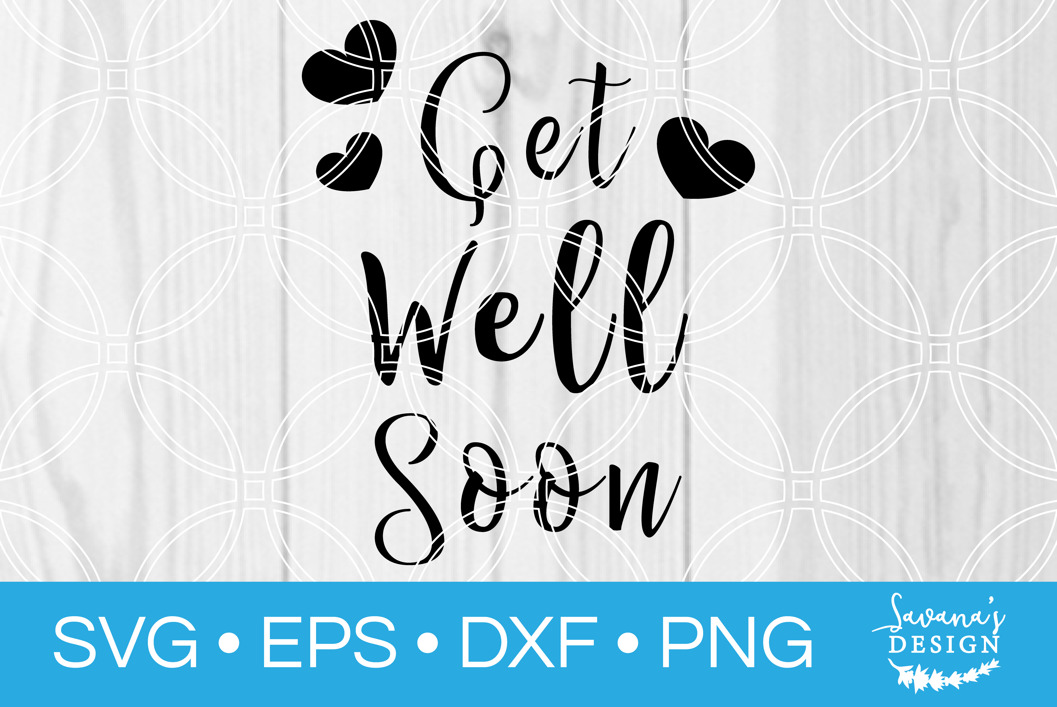 Get Well Soon Png Black And White - Get Well Soon - SoFontsy