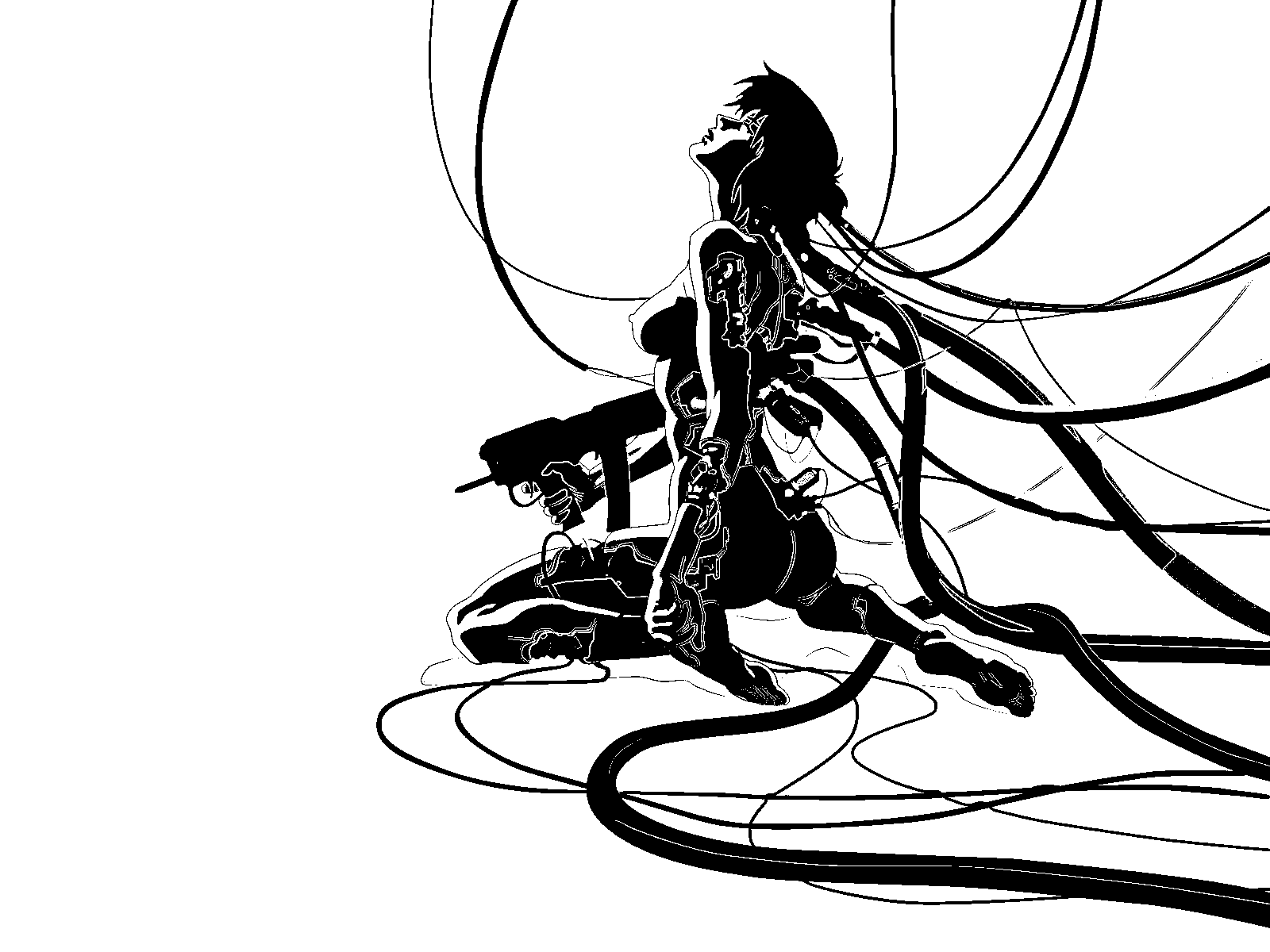 Ghost In The Shell Imgur 1146589 Png Images Pngio