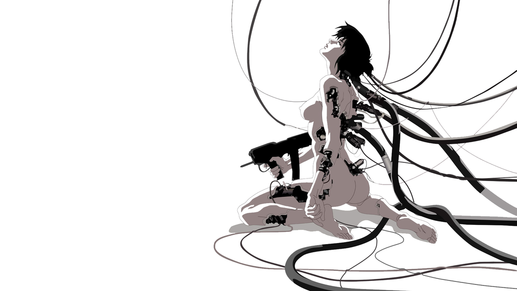 Ghost In The Shell Png 6 Png Image 1146591 Png Images Pngio
