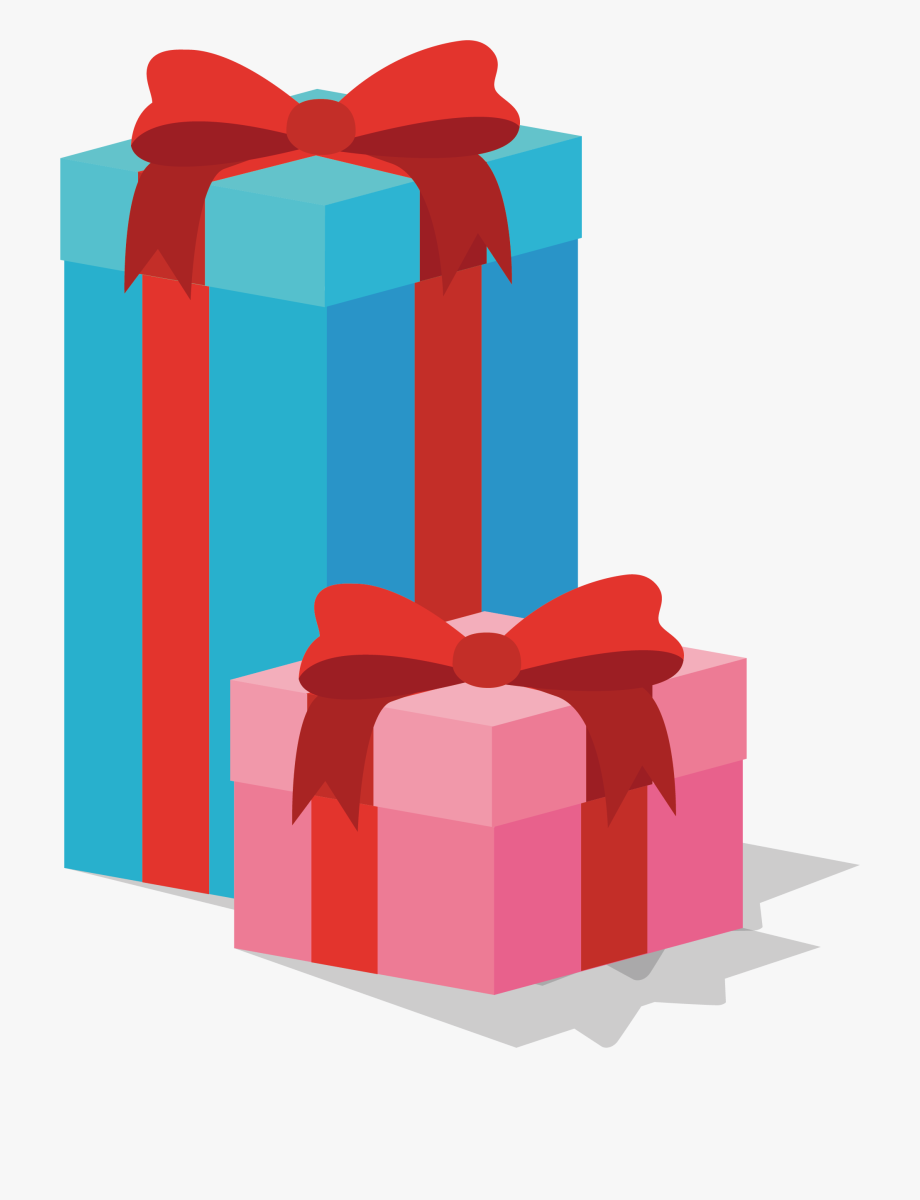 Gift Box Clipart Vector Gift Boxes Png 1309834 Png Images Pngio