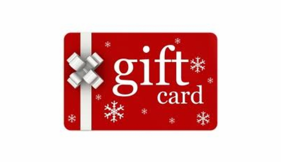 Holiday Gift Card Png - Gift Card Holiday Gift Card - Clip Art Library
