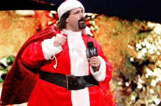 Santa Claus Wrestling Png - Gifts For The Wrestling Fan Who Has Everything - Last Word on Pro ...