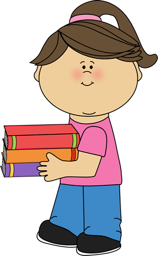 Girl Holding Book Png & Free Girl Holding Book.png ...
