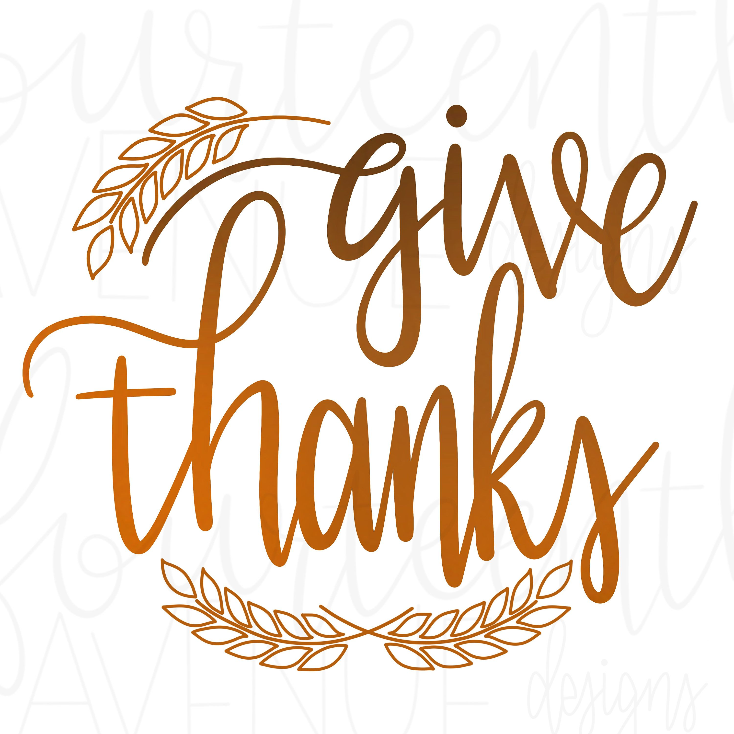 Give Thanks Png Free Give Thanks Png Transparent Images 10219 Pngio