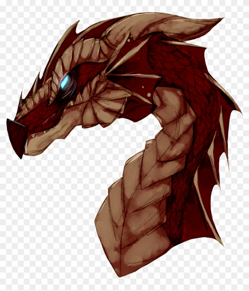 Dragon Head Transparent - Go To Image - Red Dragon Head Png, Transparent Png - 1024x1138 ...