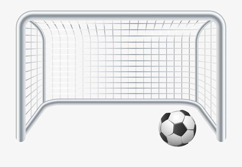 Soccer Net Png - Goal Clipart Experience - Soccer Goal Clipart Png #1063884 - Free ...