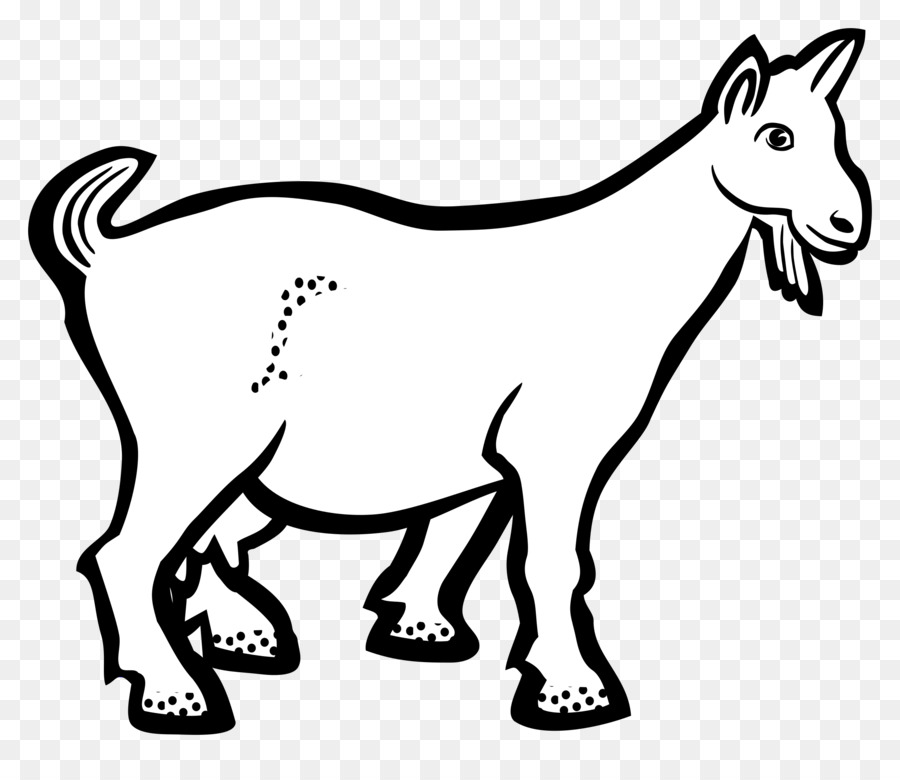 Goat Drawing Png Free Goat Drawing Png Transparent Images 95796 Pngio
