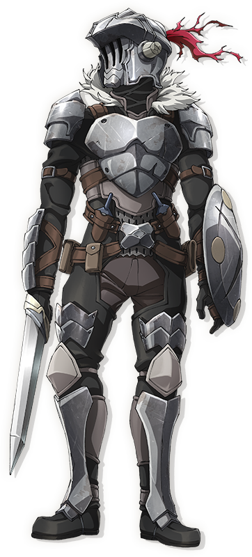 Goblin Slayer Transparent - Goblin Slayer By LordCamelot2018 On Devi #569332 - PNG Images - PNGio