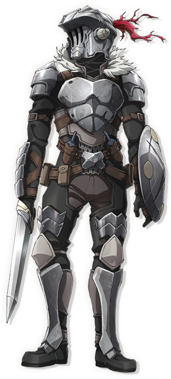 Goblin Slayer Transparent - Goblin Slayer (Character) | VS Battles Wiki | FANDOM powered by Wikia