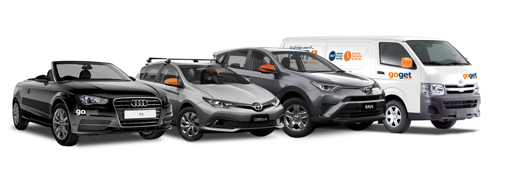 Full Hd Car Pngs - GoGet Car Share Rates and Pricing
