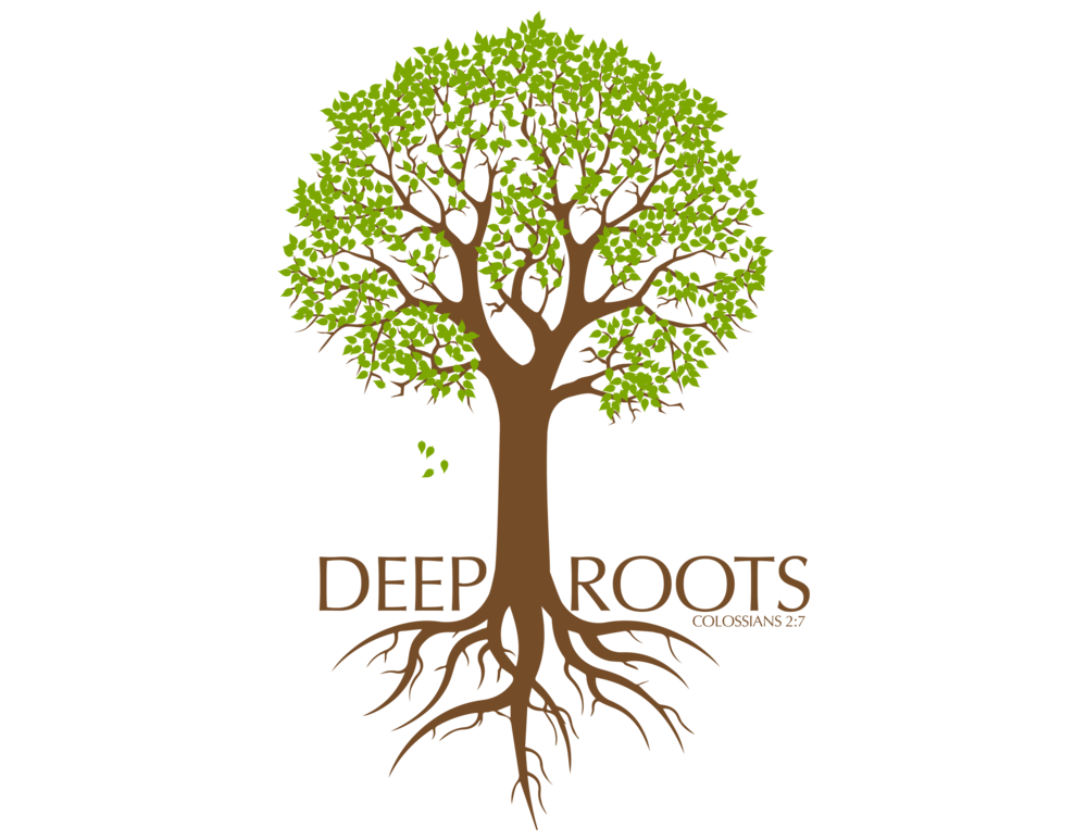 Tree With Deep Roots Be Still In Their Png & Free Tree ...