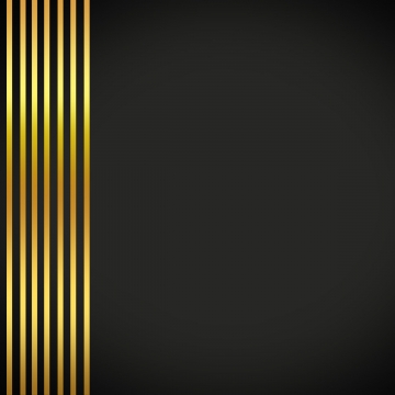 Black And Gold Abstract Png Free Black And Gold Abstract