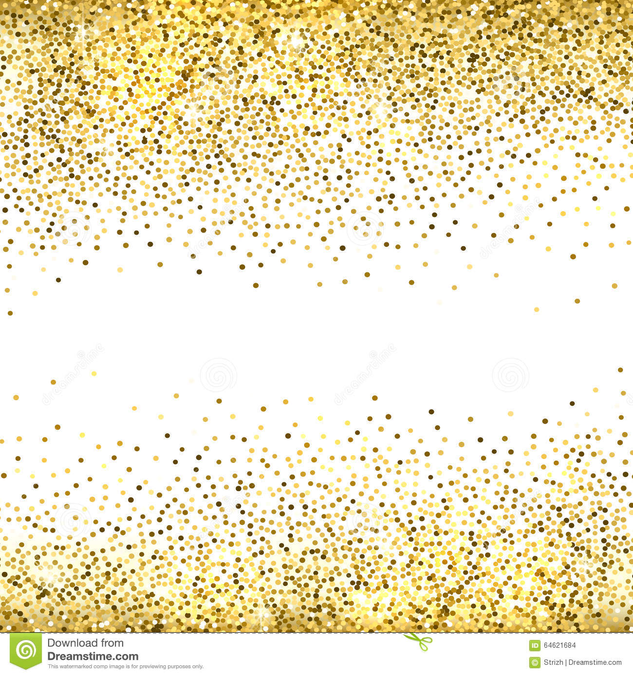Background Glitter Png - Gold Glitter Background Stock Vector. Il #475518 - PNG Images - PNGio