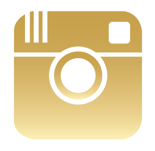 Instagram Gold Png - Gold instagram logo clipart images gallery for free download ...