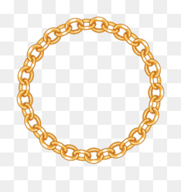 Circle Chain Png - Golden Chain PNG Images   Vector and PSD Files   Free Download on ...