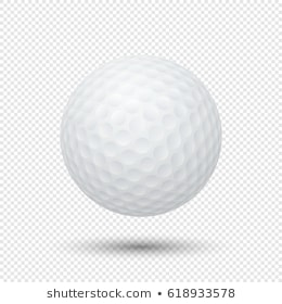 Golf Ball With Transparent Background St 755247 Png Images Pngio