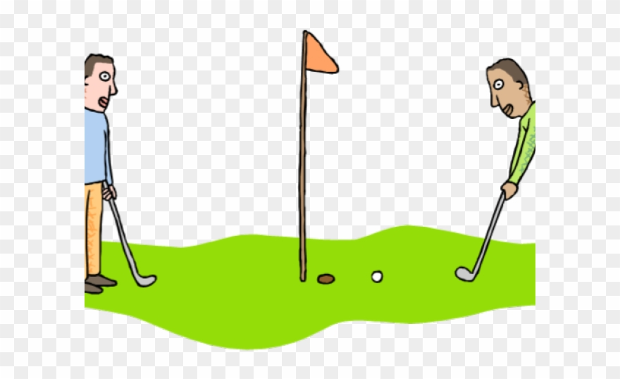 Pitch And Putt Png - Golf Course Clipart Golf Lesson - Pitch And Putt - Png Download ...