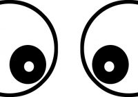 picture about Printable Googly Eyes titled Googly Eyes Png Visualize Of Cartoon Eyes #182826 - PNG Pictures
