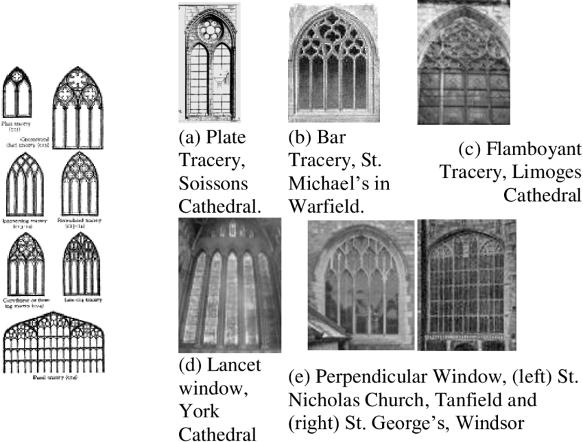 Cathedral Window Png - Gothic Vector Cathedral Window Transparent & PNG Clipart Free ...