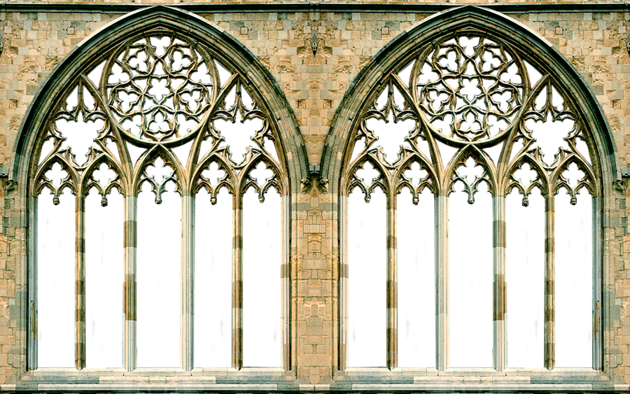 Cathedral Window Png - gothic windows | Gothic Window Arches by *LilipilySpirit on ...