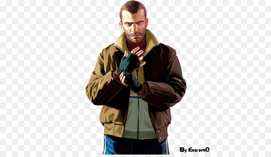Niko Bellic Png - Grand Theft Auto Iv Material png download - 512*512 - Free ...