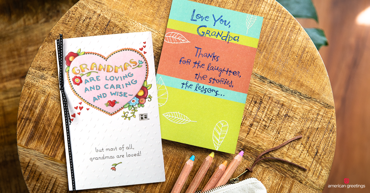 Grandmas Day Png Card - Grandparents Day Messages - American Greetings