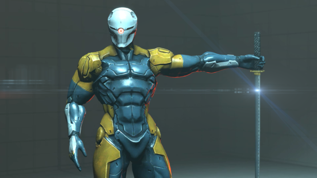 Metal Gear Gray Fo Png - Gray Fox Cosplay From Metal Gear Takes It Up a Notch