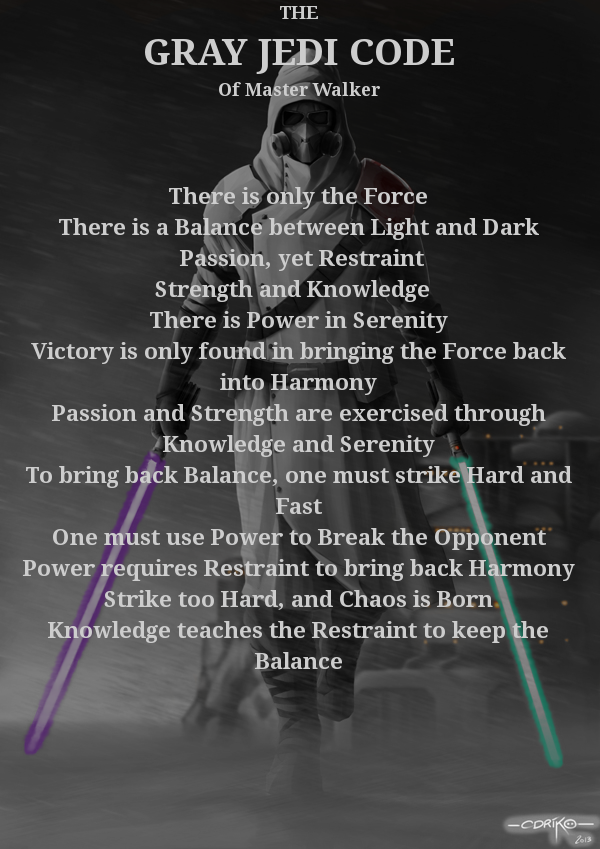 Grey Jedi Code Png Free Grey Jedi Code Png Transparent Images 62351 Pngio