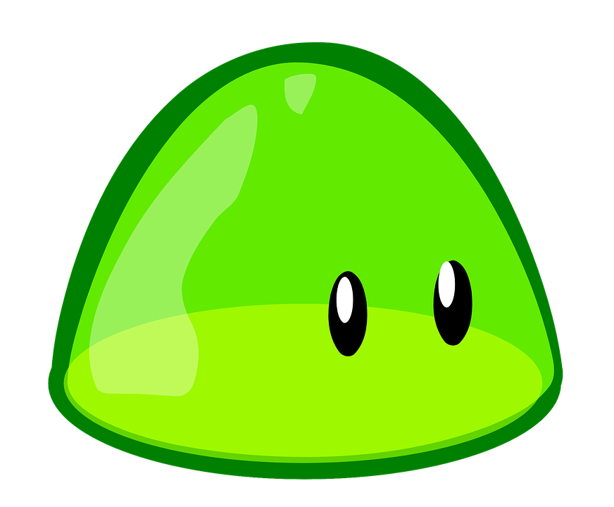 Blob Png - Green Blob transparent PNG - StickPNG