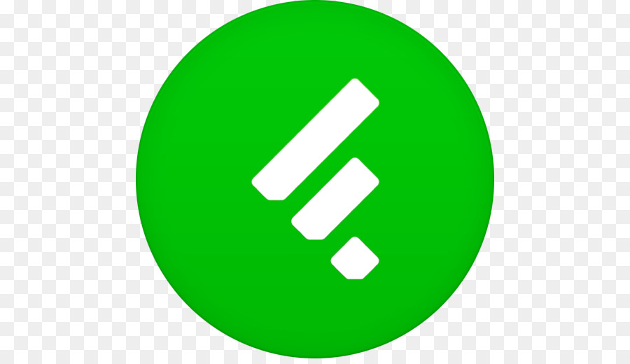 Feedly Png - Green Circle png download - 512*512 - Free Transparent Feedly png ...