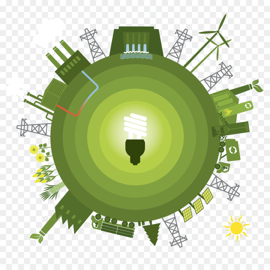 Smart Energy Png - Green Circle png download - 900*900 - Free Transparent Smart City ...