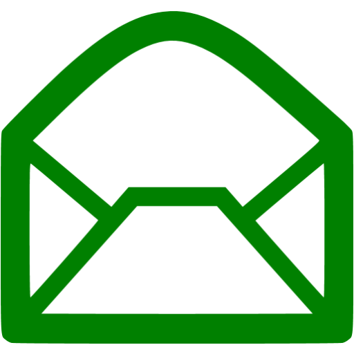 Green Email Icon Png - Green email icon - Free green email icons