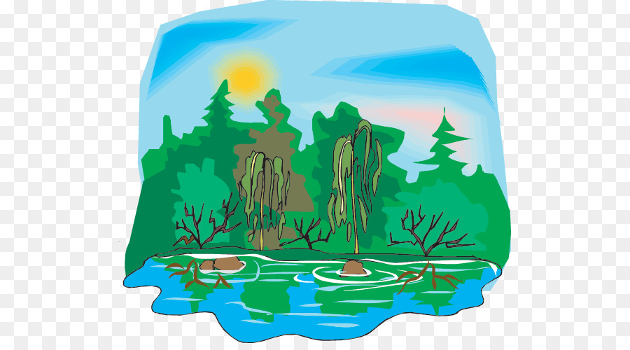 Wetland Animals Png - Green Grass Background png download - 561*490 - Free Transparent ...