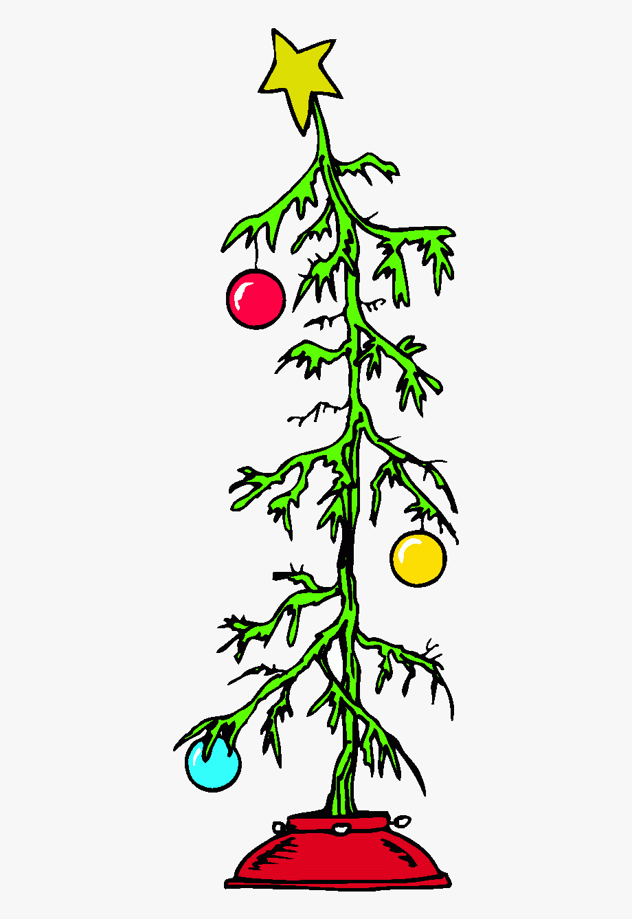 Grinch Tree Png Free Grinch Tree Png Transparent Images 72756 Pngio