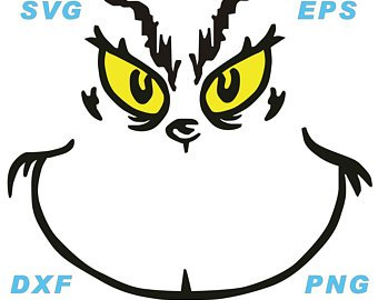 Grinch Face Clipart Free Grinch Face Clipart Png Transparent Images 47509 Pngio