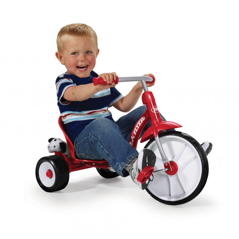 Boy Riding A Tricycle Png - Grow 'N Go Flyer   Adjustable Kids Trike   Best Kids Tricycles