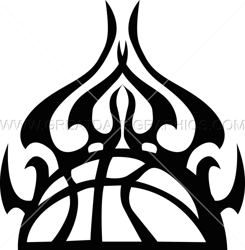 Half Basketball Clipart - Half basketball clipart 3 » Clipart Station
