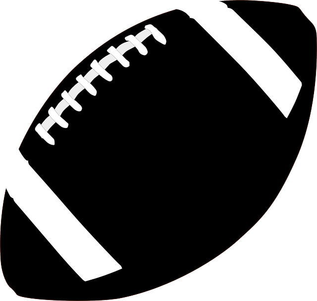 Half Football Png - Half of a football vector freeuse library - RR collections