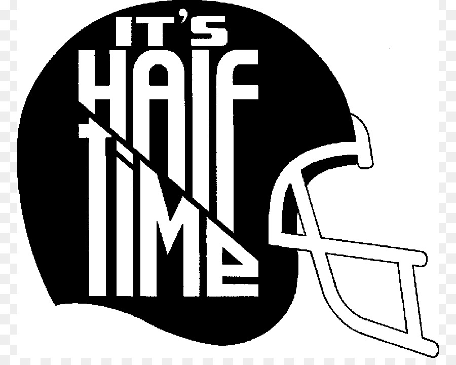 Half Football Png - Half-time American football Clip art - Football Time Cliparts png ...