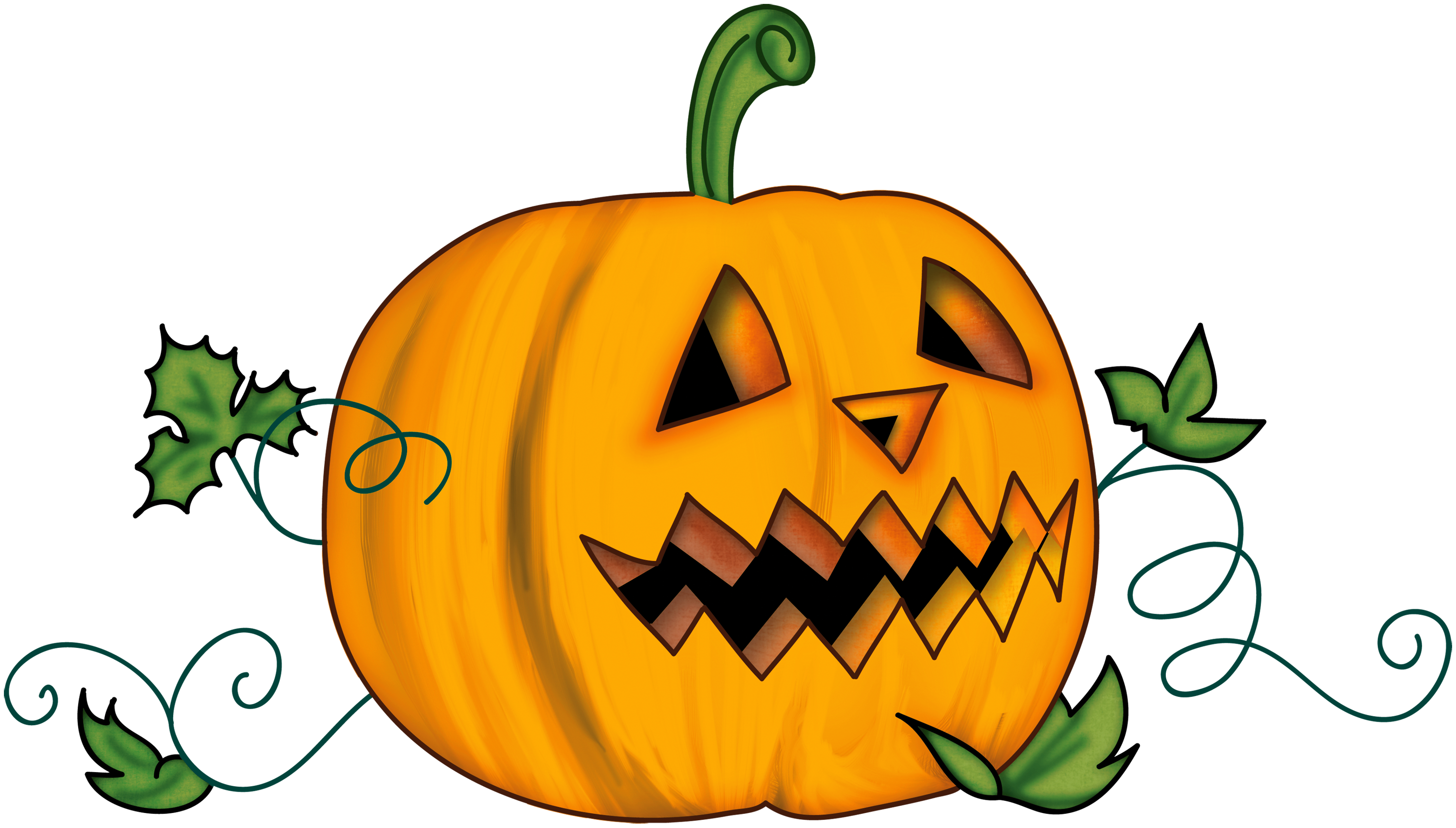 Jesus Pumpkins And Apples Png - Halloween Clipart - Clip Art Library
