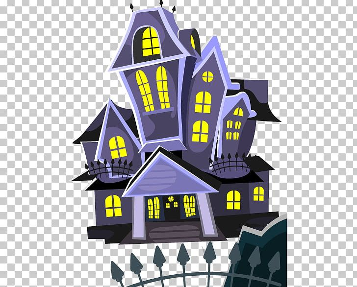 Haunted Attraction Png - Halloween Haunted Attraction House Illustration PNG, Clipart ...