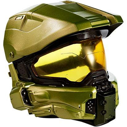 Halo Master Chief Tactical Helmet With G 703055 Png